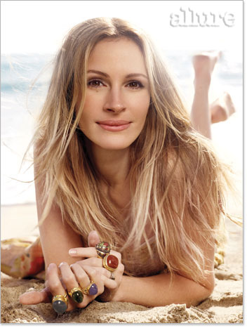 julia roberts family. Julia Roberts Thanks to Her