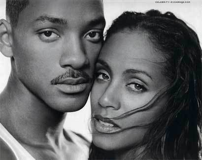 will smith and jada pinkett smith kissing. Jada Pinkett Smith