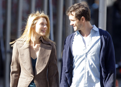 Claire Danes and Hugh Dancy Tied the Knot