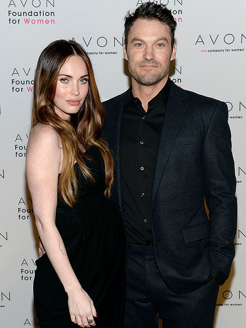 Megan_Fox_and_Brian_Austin_Green_Welcoming_Their_Journey