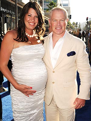 Neal_McDonough_and_Ruve_Expecting_Fourth_Child