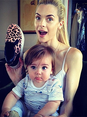 Jaime King and Son, James Knight