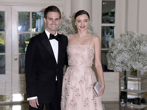 Miranda_Kerr_And_Evan_Spiegel_Engaged